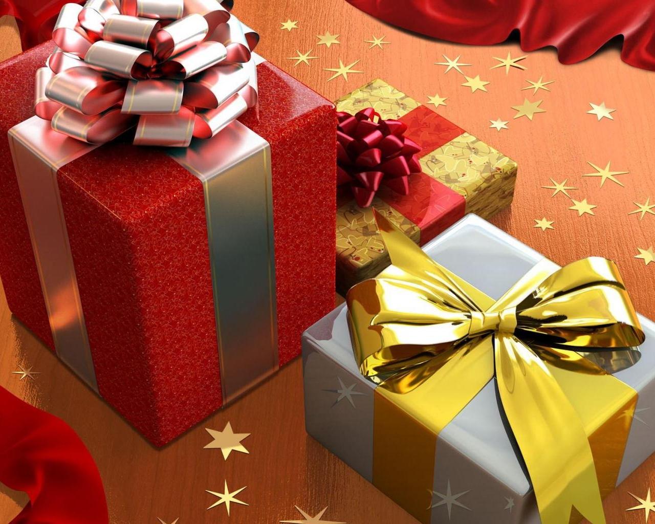 Подарки на день рождения фото