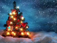 Kerstfun Bureaubladachtergronden Voor De Kerst