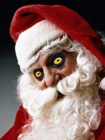Süße Weihnachtsbilder.Kerstfun Grappige Plaatjes Kerstsatan